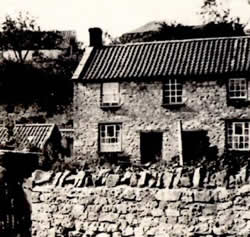 Bay Rose House historical photo